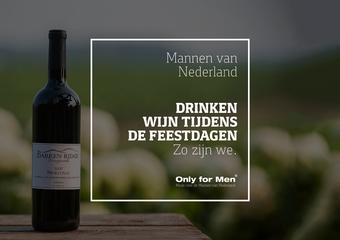 Only for Men reclame folder (geldig t/m 31-10)