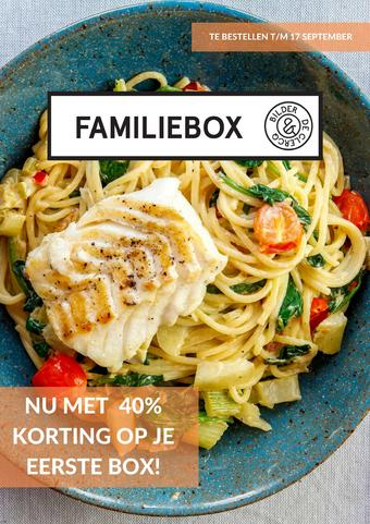 De Familiebox reclame folder (geldig t/m 17-09)