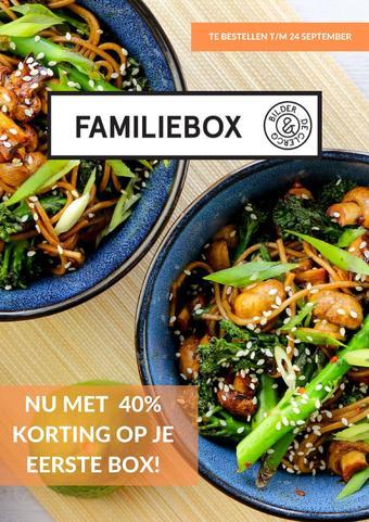 De Familiebox reclame folder (geldig t/m 24-09)