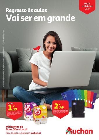 Auchan folheto promocional (válido de 10 ate 17 19-09)