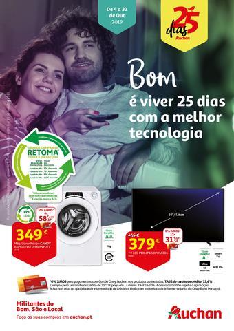 Auchan folheto promocional (válido de 10 ate 17 31-10)