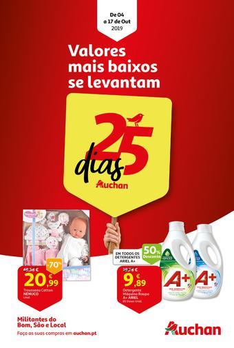 Auchan folheto promocional (válido de 10 ate 17 17-10)