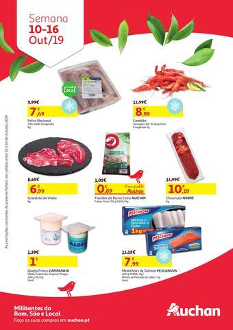 Auchan folheto promocional (válido de 10 ate 17 16-10)