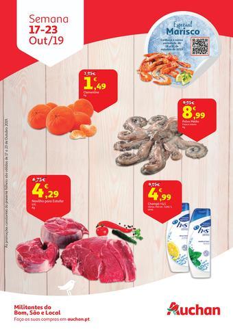 Auchan folheto promocional (válido de 10 ate 17 23-10)