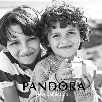 Pandora reclame folder (geldig t/m 08-07)