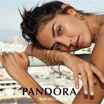Pandora reclame folder (geldig t/m 26-08)