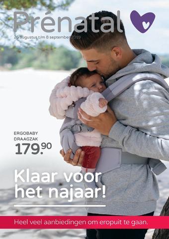 Prenatal reclame folder (geldig t/m 08-09)