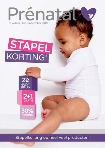 Prenatal reclame folder (geldig t/m 03-11)