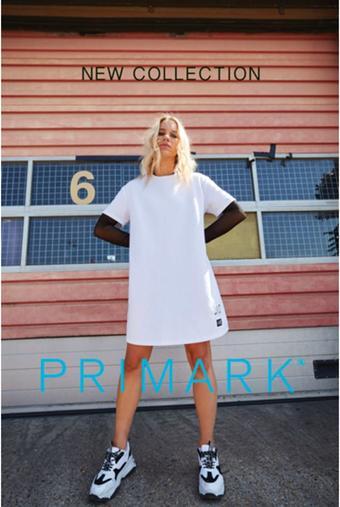 Primark reclame folder (geldig t/m 30-11)