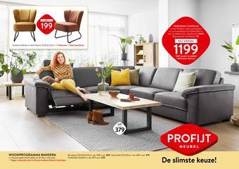 Profijt Meubel reclame folder (geldig t/m 22-09)