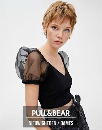 PULL&BEAR reclame folder (geldig t/m 26-11)