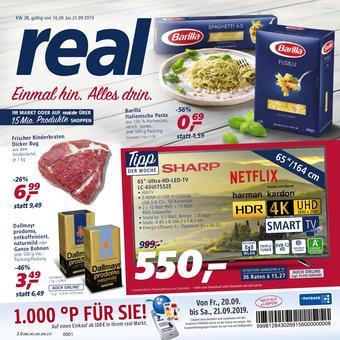 real reclame folder (geldig t/m 21-09)