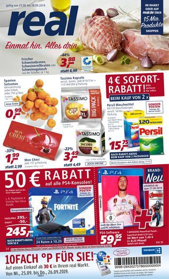 real reclame folder (geldig t/m 27-09)