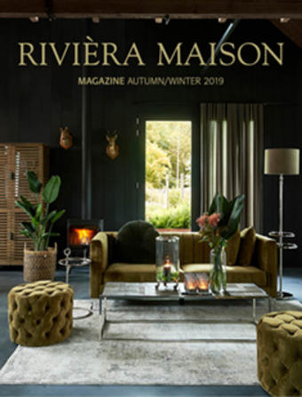 Rivièra Maison reclame folder (geldig t/m 29-02)
