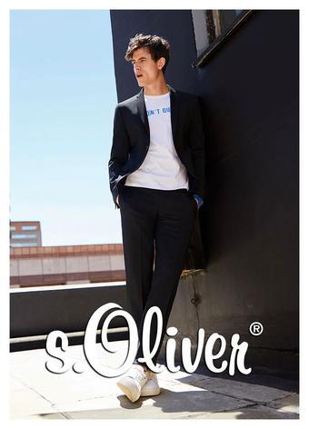 s.Oliver reclame folder (geldig t/m 15-07)
