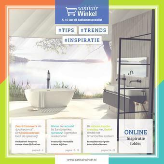 Sanitairwinkel.nl reclame folder (geldig t/m 30-09)