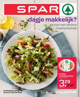 Spar reclame folder (geldig t/m 29-05)