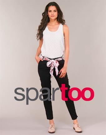 Spartoo reclame folder (geldig t/m 09-12)