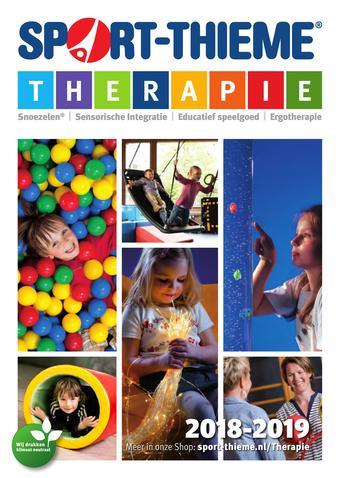 Sport-Thieme reclame folder (geldig t/m 31-08)