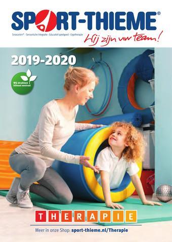 Sport-Thieme reclame folder (geldig t/m 30-06)