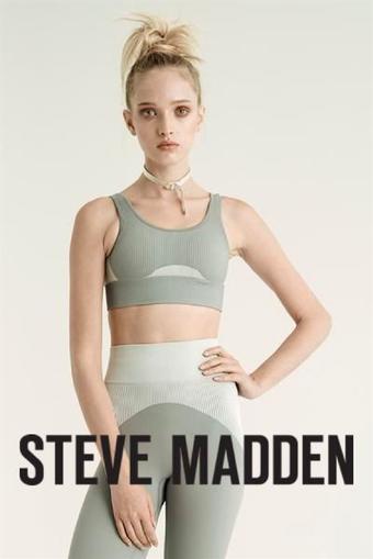 Steve Madden reclame folder (geldig t/m 09-07)