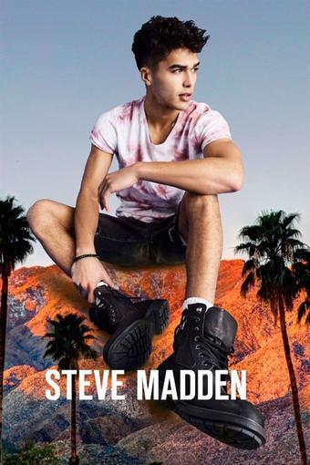 Steve Madden reclame folder (geldig t/m 10-09)