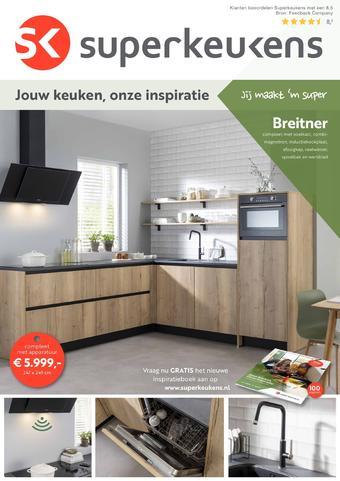 Superkeukens reclame folder (geldig t/m 30-06)