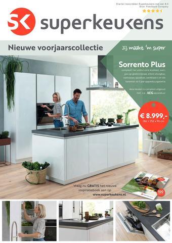 Superkeukens reclame folder (geldig t/m 21-07)