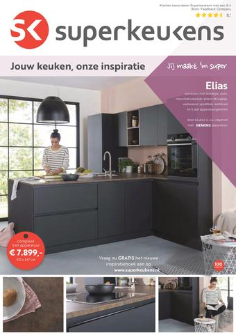 Superkeukens reclame folder (geldig t/m 31-08)
