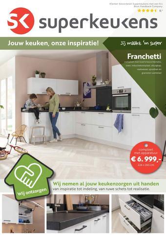 Superkeukens reclame folder (geldig t/m 20-10)