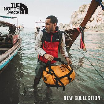 The North Face reclame folder (geldig t/m 28-07)
