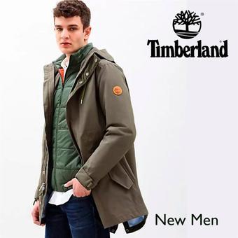 Timberland reclame folder (geldig t/m 02-12)