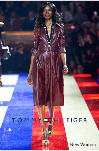 Tommy Hilfiger reclame folder (geldig t/m 08-07)