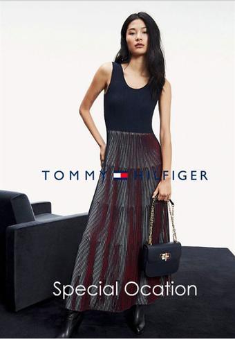 Tommy Hilfiger reclame folder (geldig t/m 12-09)