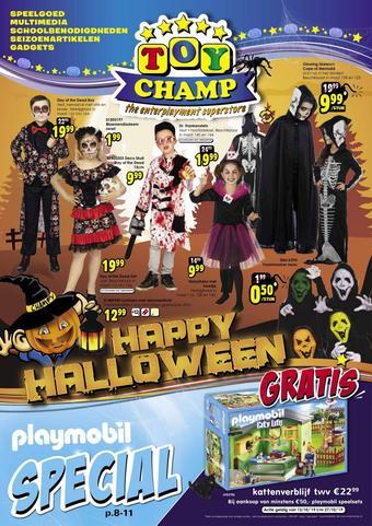 ToyChamp reclame folder (geldig t/m 03-11)