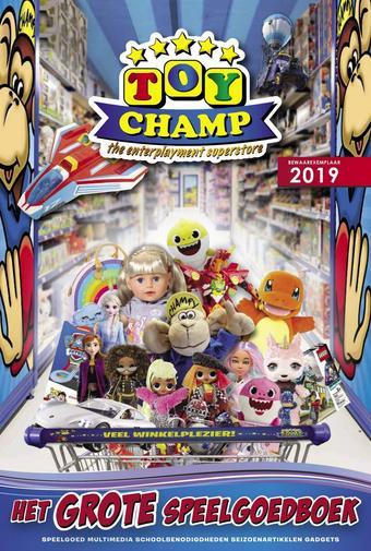 ToyChamp reclame folder (geldig t/m 08-12)