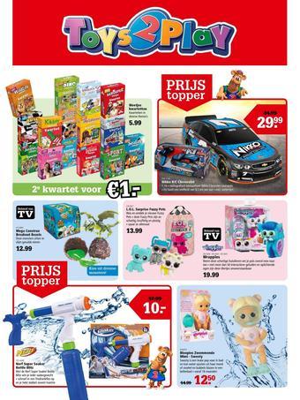 Toys2Play reclame folder (geldig t/m 03-07)