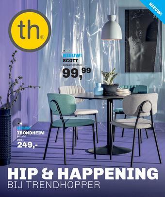 Trendhopper reclame folder (geldig t/m 27-10)