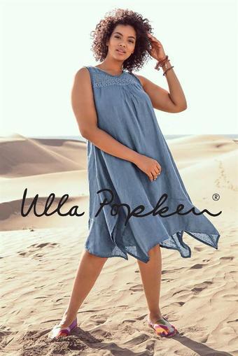 Ulla Popken reclame folder (geldig t/m 23-09)