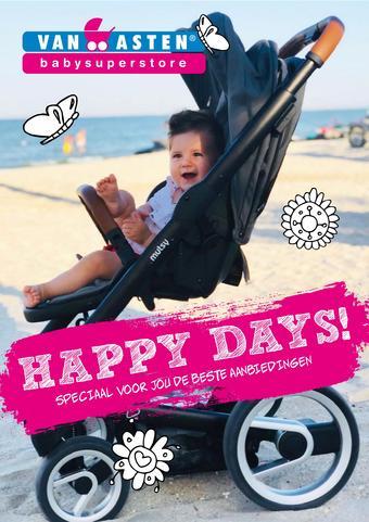 Van Asten BabySuperstore reclame folder (geldig t/m 18-08)