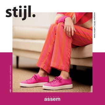 Van den Assem reclame folder (geldig t/m 31-08)