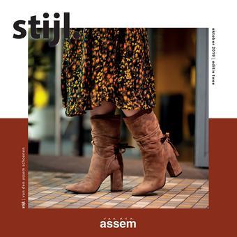 Van den Assem reclame folder (geldig t/m 24-11)