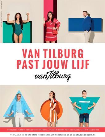 Van Tilburg reclame folder (geldig t/m 08-07)