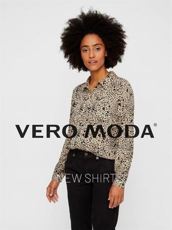 Vero Moda reclame folder (geldig t/m 19-08)