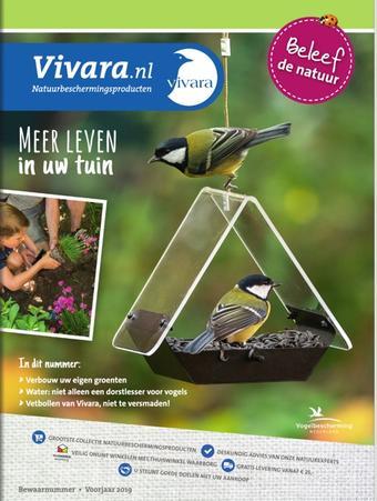 Vivara reclame folder (geldig t/m 30-09)