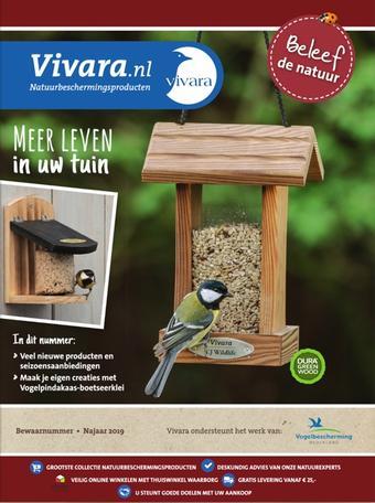 Vivara reclame folder (geldig t/m 30-11)