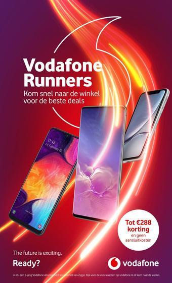 Vodafone reclame folder (geldig t/m 08-09)