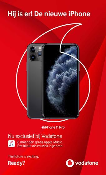 Vodafone reclame folder (geldig t/m 06-10)