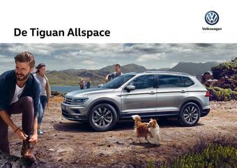 Volkswagen reclame folder (geldig t/m 23-01)