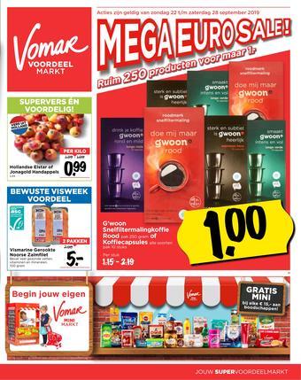 Vomar reclame folder (geldig t/m 28-09)